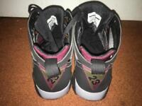 Nike Air Jordan Bordeaux Limited Edition Basketball Trainers Very Rare Collectors Edition
