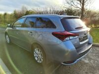 May 2015 Toyota Auris 1.6 D-4D Icon 5dr FULL TOYOTA SERVICE HISTORY, REVERSE CAMERA, £20 ROAD TAX