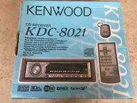 Kenwood CD Receiver