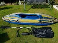 Ki inflatable kayak