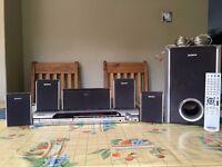 Sony DAV-DZ111 DVD Home Theatre Sound System 5.1 Surround S-Master With Digital Amp 850W output