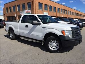 2010 Ford F-150 ! 4X4!  6.5 FOOT BOX!