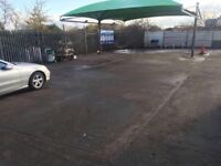 Established Hand Car Wash For Sale On a Busy Road near Romford 5+5 Year Lease