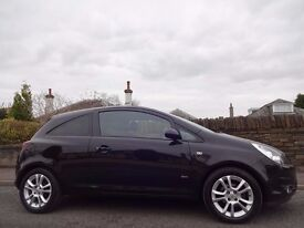 SPRING/SUMMER SALE!! (2009) VAUXHALL Corsa 1.4 SXi AUTOMATIC ONLY 27,000 Miles FREE DELIVERY/MOT/TAX