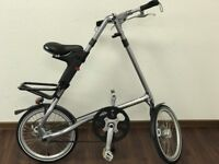 Compact Lightweight Fold Up Bike in Excellent Condition.