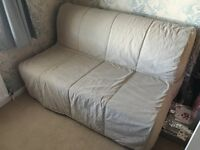 Two Seater Sofa Bed Settee - Ikea