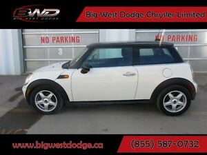2009 Mini Cooper Clubman Automatic Sunroof