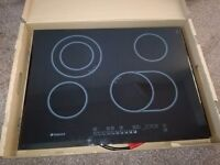 Hotpoint induction hob