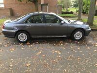 Rover 75 2.0 CDT connoisseur SE