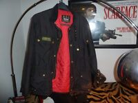 Barbour international Quilted Jacket Size XL