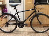 """Adults bike Integra Phantom. 18 Frame. 26"""" Wheels. Fully Working"""