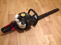 Webb 26cc double sided hedge trimmer - Unused!!