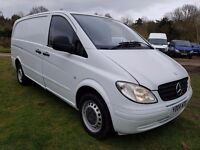Mercedes-Benz Vito 2.1 111CDI Dualiner Basic Long Panel Van 5dr Low Miles , Clean Van