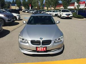 2011 BMW 3 Series 328i xDrive - Accident Free! Navi and Leather!