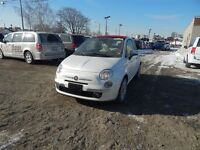 2015 Fiat 500C **BRAND NEW** CONVERTIBLE, LEATHER INT ONLY $1999