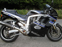 Gsxr1100M Slingshot a real one which is OIL COOLED
