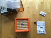 Orange Micro Crush portable guitar amplifier