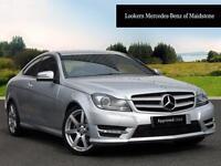 Mercedes-Benz C Class C250 CDI AMG SPORT EDITION PREMIUM (silver) 2014-11-18