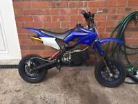 50cc Pit Bike Great condition