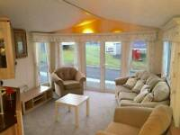 Quiet Ayrshire Holiday Park Static Caravan - Sundrum Castle Holiday Park ka65jh