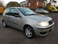 FIAT PUNTO, FULL HISTORY, GREAT RUNNER perfect first car or low mantenence run around