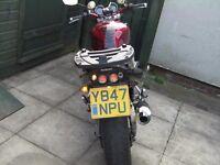 for sale or swap 1200 bandit 01 full mot