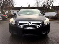 2013 VAUXHALL INSIGNIA EXCLUSIVE CDTI AUTOMATIC IN BLACK, JUST SERVICED AND MOT'D, 2 KEYS, BARGAIN!!