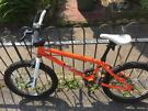 Mongoose orange bmx (amazing condition) price can be lowered