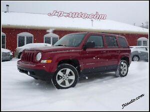 2012 Jeep Patriot North Edition 4x4