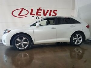 2014 Toyota Venza V6 CUIR TOIT LIMITED