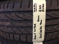 205/50/16 91W Event Tyre