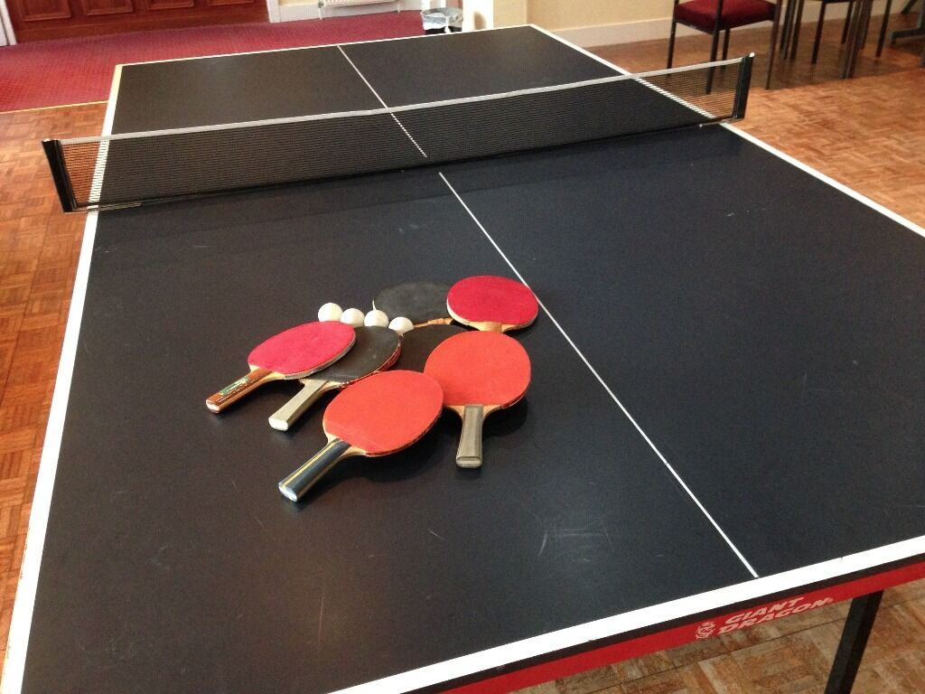 Giant dragon 6303 full size table tennis table and accessories in burnside glasgow gumtree - Gumtree table tennis table ...
