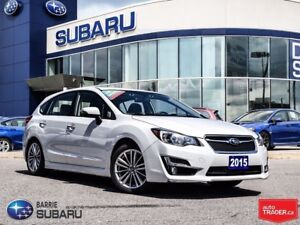 2015 Subaru Impreza 5Dr Limited Pkg at w/Tech