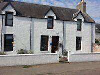 Detached Victorian Three Bedroomed Villa with Off Street Parking in Fishertown, Nairn
