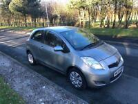 2009 TOYOTA YARIS 1.4 D4D DIESEL 12 months MOT £20 annual tax Bargain cheap family car