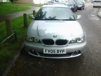 SALE 2005 BMW 3 Series Coupe 318 Ci VERY CLEAN AND VERY GOOD CONDITION.