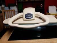Domena steam ironing press