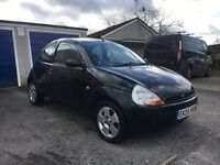 Ford Ka for sale. Brand new engine with 12 month warranty. Great for new drivers!