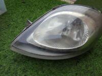 left front lamp- renault trafic / vivaro /