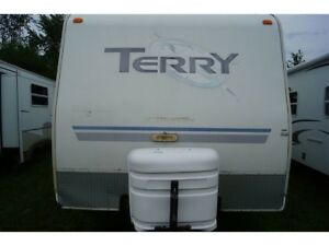 2003 Terry limited edition 230 LE -