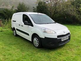 Peugeot Partner 1.6 CREW CAB No VAT