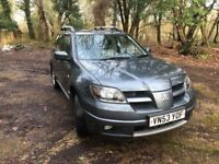 Mitsubishi Outlander 2.4 Sport SE 5dr£1,985 p/x welcome FREE WARRANTY. NEW MOT