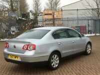 For sale vw Passat 2.0 tdi se (140) 2008 silver saloon 6 speed manual