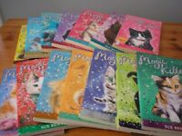 Magic Kitten Books