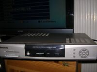 Panasonic TU-DSB30 Satellite receiver & cables, no remote but cheap to buy