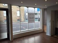SHOP FRONTED OFFICE SPACE TO LET IN KINGS CROSS