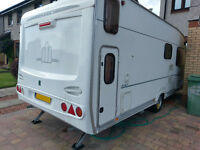 2006 Abbey Cardinal 330 6 berth with awning and extras