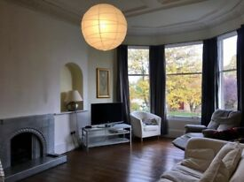 One bed available for July/August in a beautiful converted flat