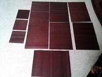 Muji wooden placemats