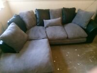Byron left hand corner sofa